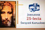 Uroczysta Eucharystia Jubileuszu 25 lecia Święceń Kapłańskich biskupa Janusza Stepnowskiego